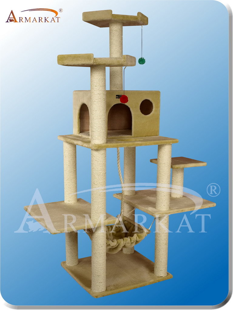 Armarkat A7202 Cat Tree_Cat Condo_Cat Tower
