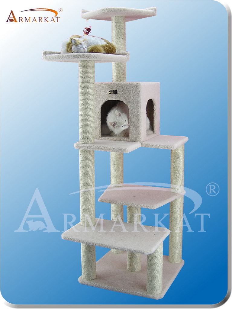 Armarkat B6802 Cat Tree_Cat Condo_Cat Tower