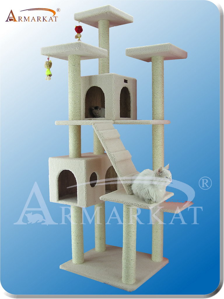 Armarkat B7701 Cat Tree_Cat Condo_Cat Tower