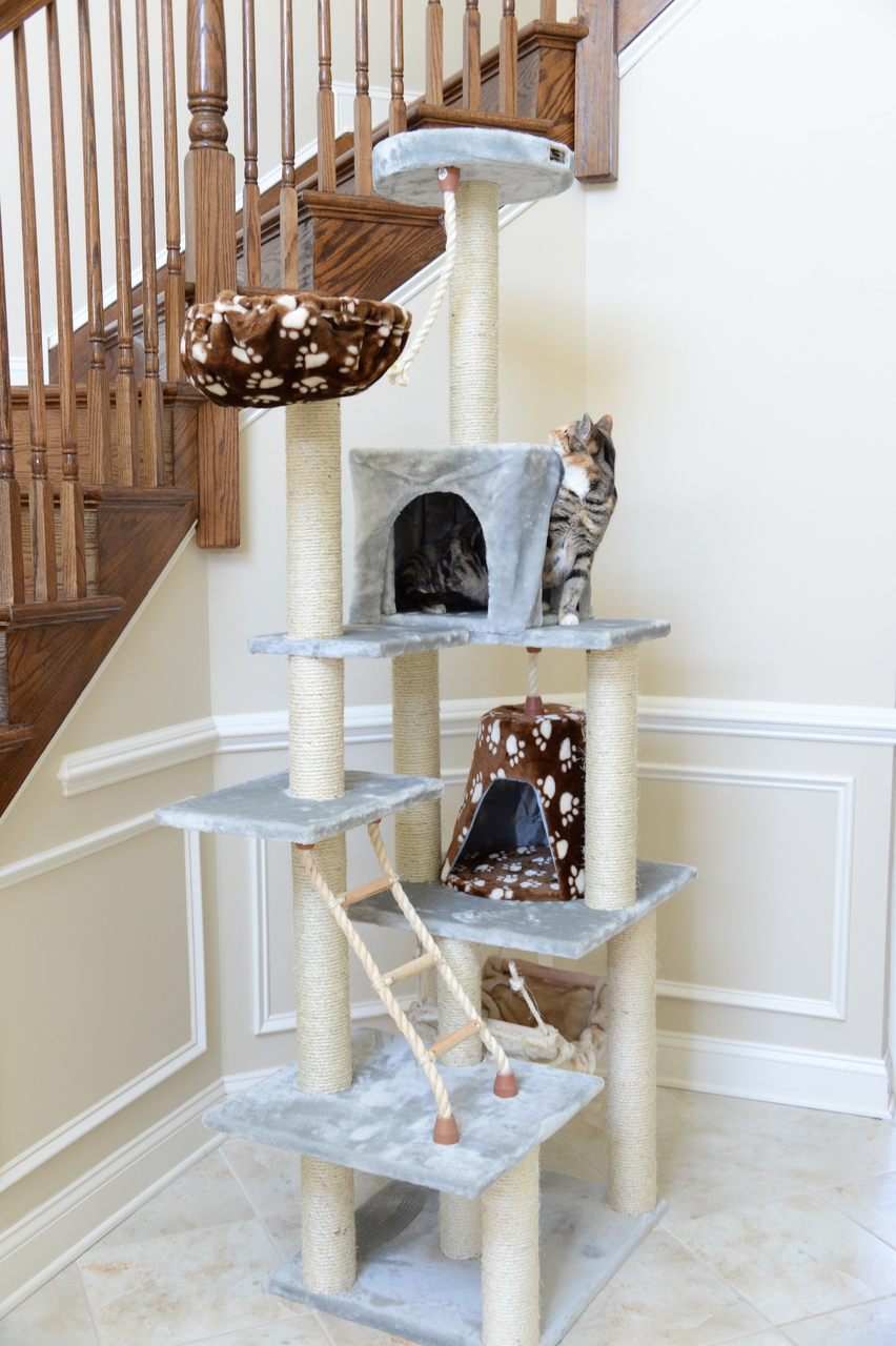 Cat Tree Store Classic Cat Tree A7802/Cat Tower/Cat Condo